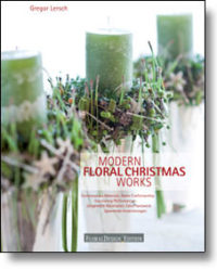 Modern Floral Christmas Works