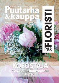 P&K Floristi Koeostajan 12 vuotta yksissä kansissa